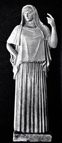 Diosas griegas romanas hestia
