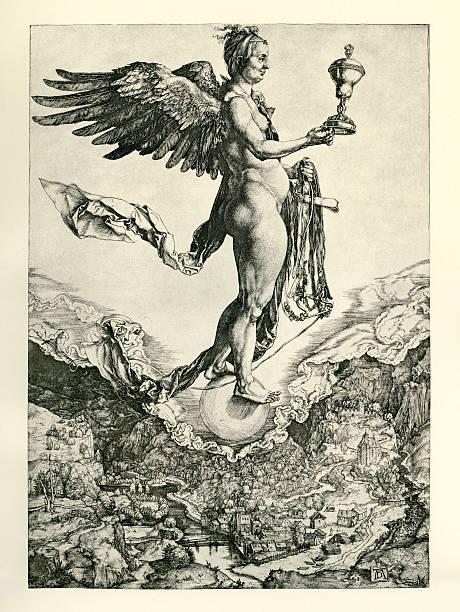 Diosas griegas romanas nemesis