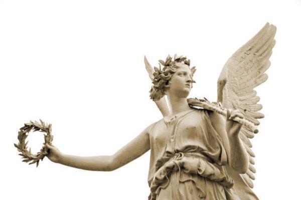 Diosas griegas romanas nike