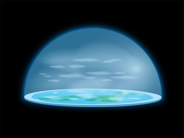 Argumentos del terraplanismo 3