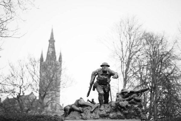 Último soldado muerto en la I Guerra Mundial