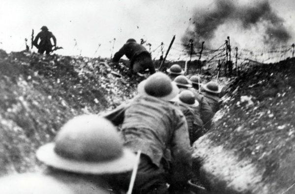 Cuántos soldados murieron el último día de la Primera Guerra Mundial