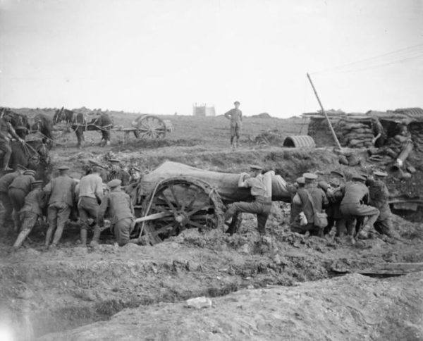 Último día de la Primera Guerra Mundial