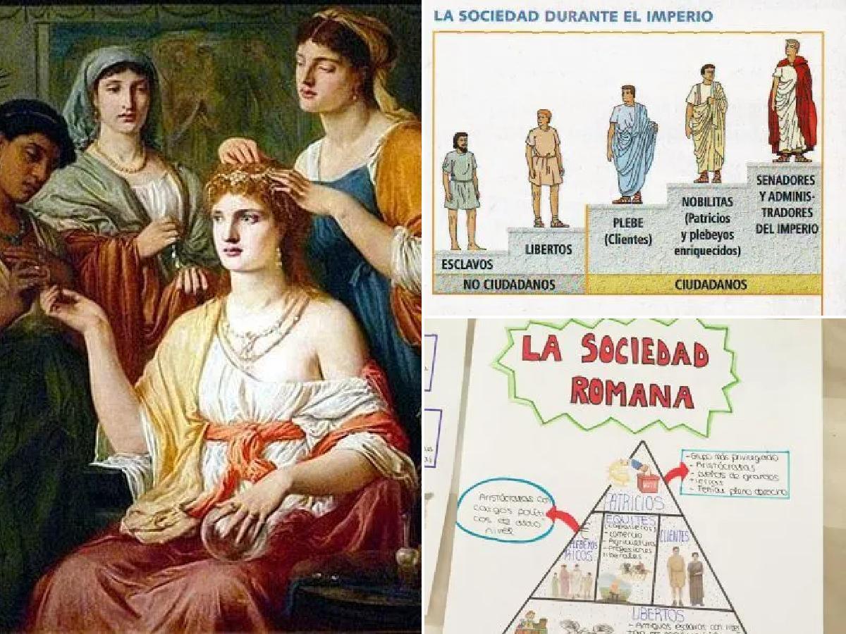 Las Clases Sociales En El Imperio Romano Patricios Plebeyos Nobles Y Plebeyos Caballeros Sobrehistoria Com