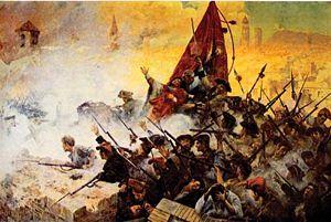 Guerra Sucesión en Barcelona