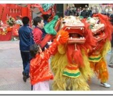 Celebracion Año Nuevo Chino