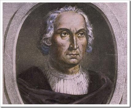 Colon, retrato