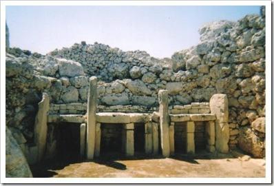 Neolitico, Ggantija_Temple