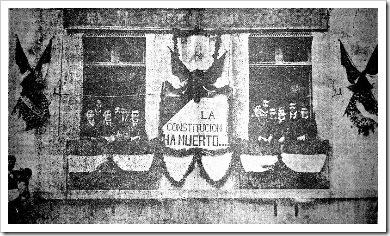 Protesta antiporfirista, La_Constitucion_ha_muerto_1903