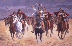 Alejandro Magno el guerrero, parte II