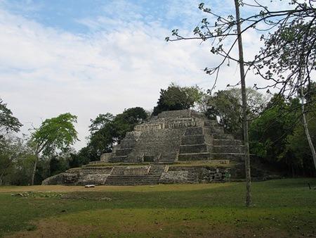 Centros urbanos de la cultura maya for Arquitectura en maya