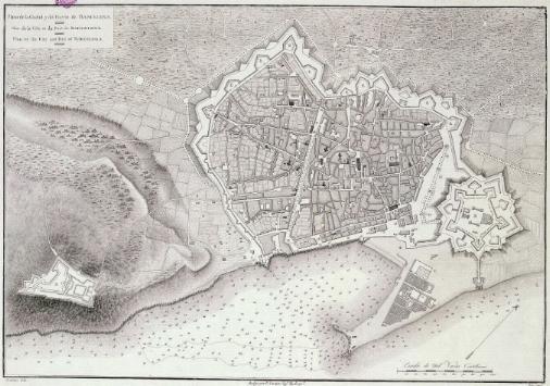 Fortificacion de la Ciudadela