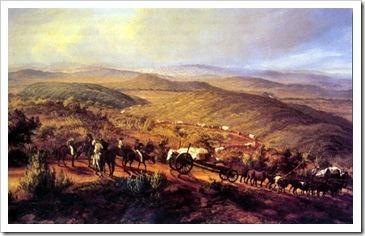 colonia del cabo, ilustracion