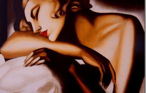 Tamara de Lempicka, la dramática reina del Art Decó