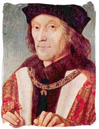 Enrique VII, primer rey Tudor