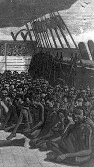 Esclavos en Ultramar