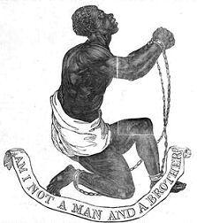 Panfleto contra la esclavitud