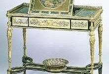 Luis XVI, Estilos Decorativos