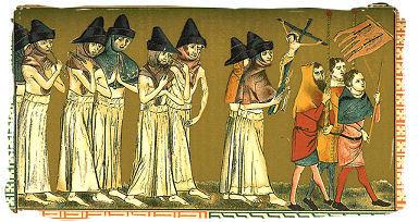 Movimiento de los Flagelantes, siglo XIV