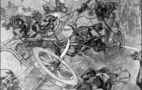Alejandro Magno: la batalla de Gaugamela, parte IV