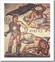gladiadores romanos