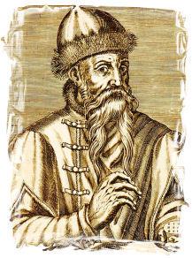 J. Gutenberg