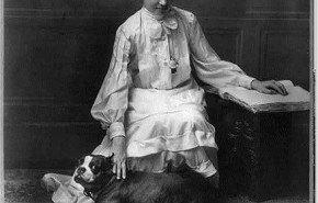 Helen Keller, una luz en la eterna noche