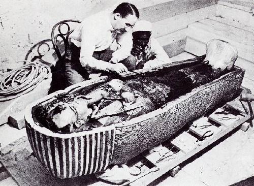 Howard Carter Tutankamon