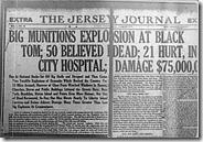 periódico explosión black tom