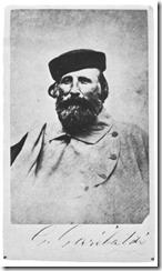 Giuseppe Garibaldi 1870 / wikipedia