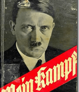 El Mein Kampf, el libro donde Hitler avisó todo lo que vendría