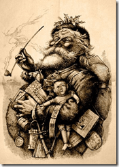 Santa Claus, de Thomas Nast