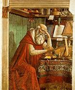 San Jerónimo, patrón de los traductores