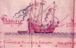 Los navíos corsarios más espectaculares