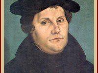 Lutero, ¿La Reforma o una reforma? (I)