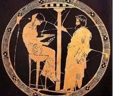 La Pitonisa, voz de los dioses