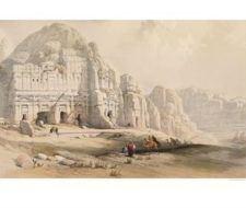 Petra, ciudad misteriosa (I)