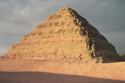 Piramide Zoser Saqqara