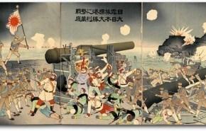 La derrota rusa ante el Imperio japonés, parte II