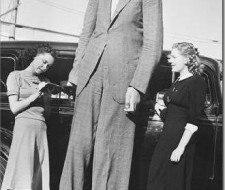 Robert Wadlow: el hombre más alto del mundo