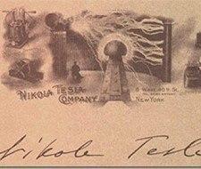 Nikola Tesla, una mente brillante